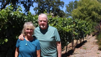 Crop Update With Sonoma Wine Grape Growers Bill & Lauren Hipp