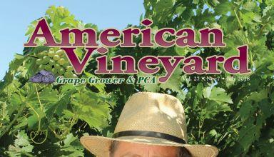 American Vineyard Magazine July 2018 Issue