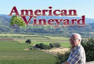 American Vineyard Magazine April 2019
