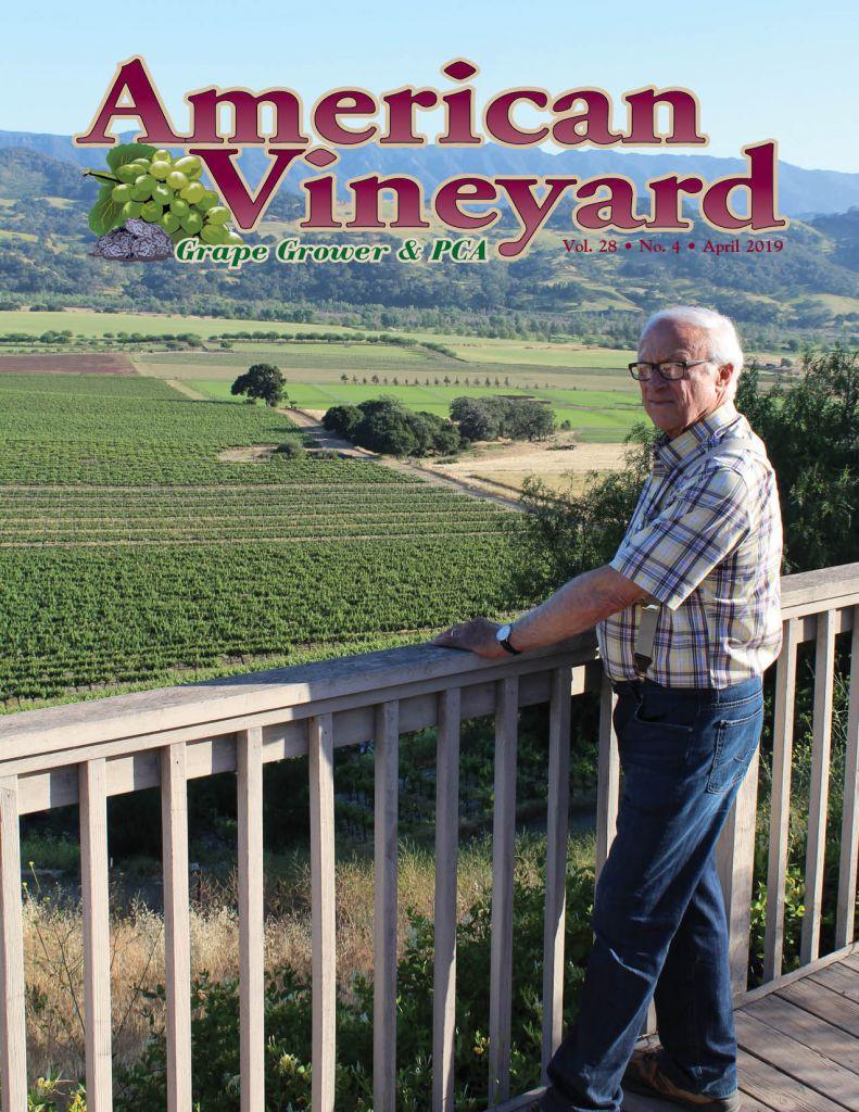 American Vineyard Magazine April 2019
