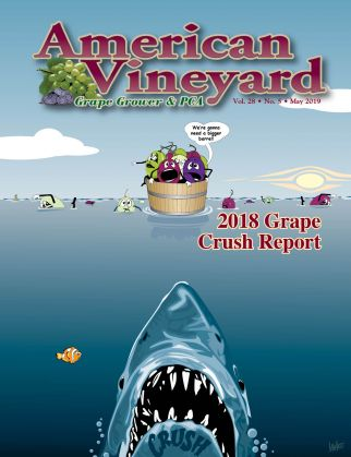 American Vineyard Magazine May 2019