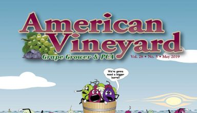 American Vineyard Magazine May 2019