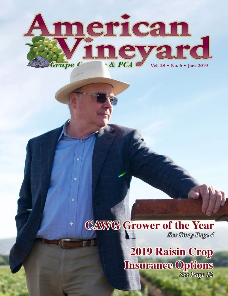 American Vineyard Magazine June 2019