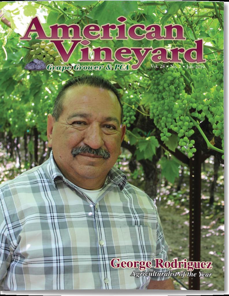 American Vineyard Magazine July 2019