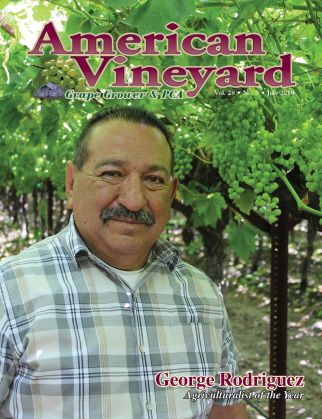 American Vineyard Magazine July 2019