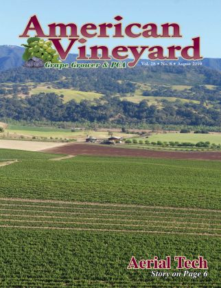American Vineyard Magazine August 2019