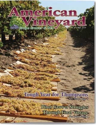 American Vineyard Magazine September 2019