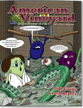American Vineyard Magazine March 2020