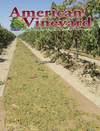 American Vineyard Magazine September Issue