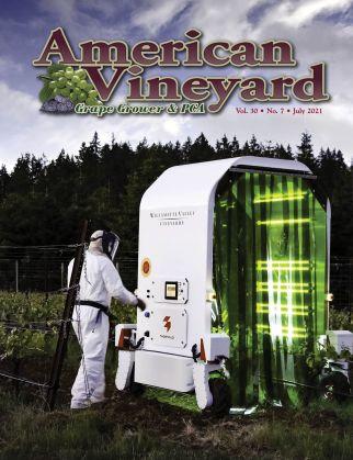 American Vineyard July Issue