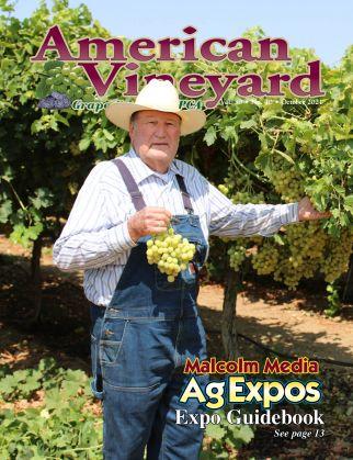 American Vineyard October Issue